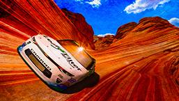 NASCAR xfinity Chevy Camaro number 11 Phoenix Speedway