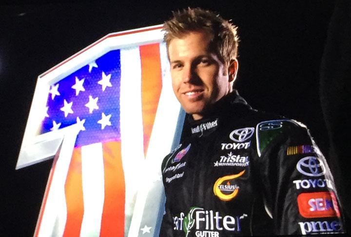 LeafFilter Racing Blake Koch Fox Sports