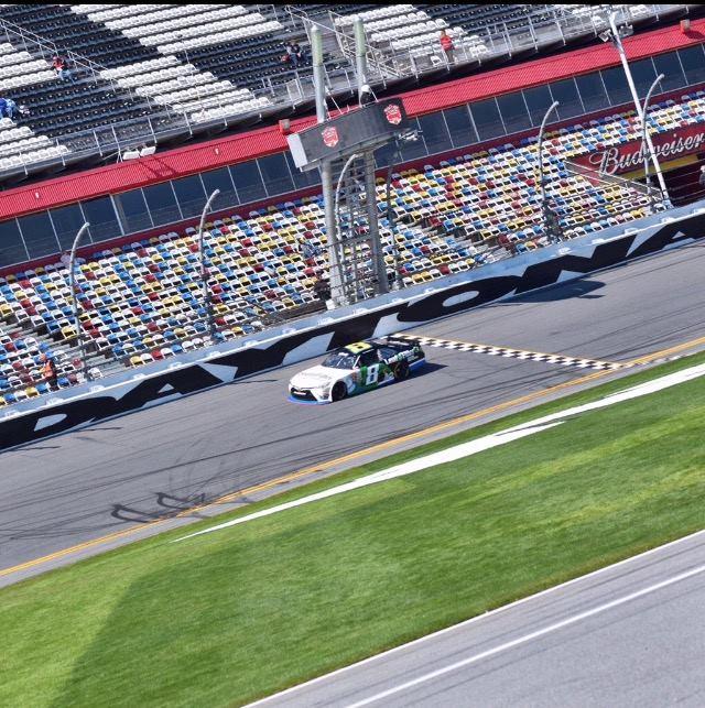 Blake Koch LeafFilter Racing