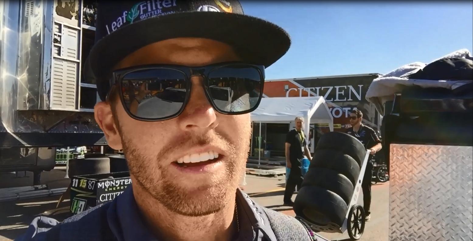 Blake Koch All Access - Week 4 Phoenix Motor Speedway