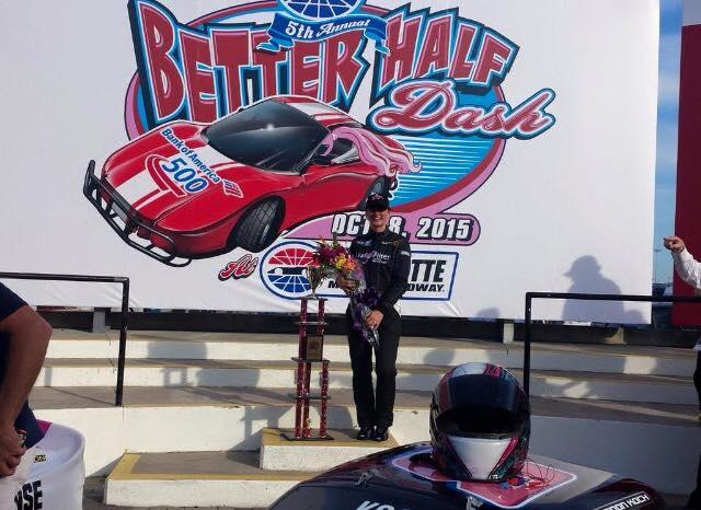 Shannon Koch Wins Better Half Dash