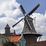 Vermeer Windmill and Historical Village Pella Iowa