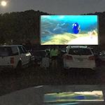 Twin City Drive-In Theater Bristol, TN
