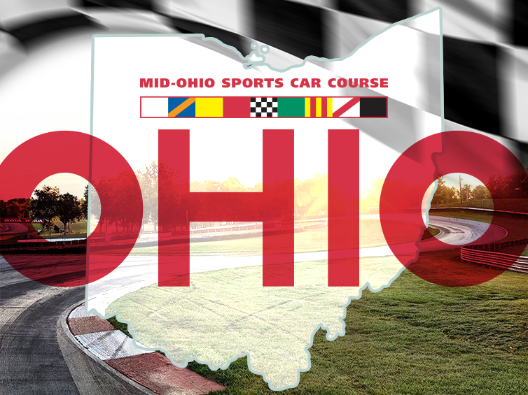 Mid-Ohio Sports Car Course NASCAR XFINITY 2016