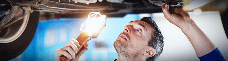 Hire a professional to inspect your car