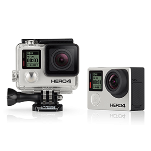 A GoPro is a fun gift for an aspiring NASCAR driver!