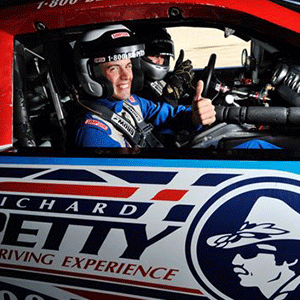 A Richard Petty Driving Experience is for the thrill seeker in all of us