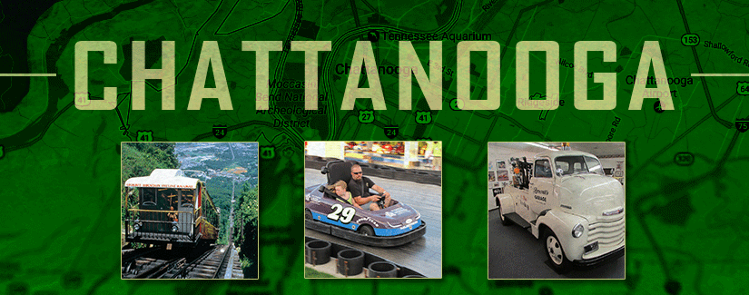Another Tennessee Stop: Chattanooga