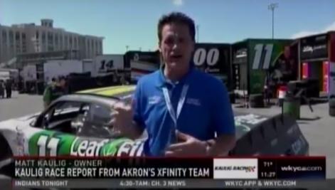 Matt Kaulig on WKYCs Kaulig Racing Race Report