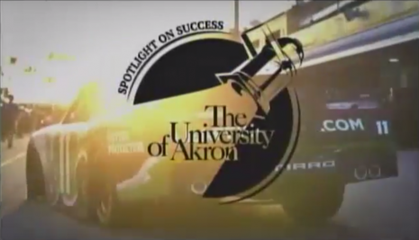 Matt Kaulig and University of Akron Spotlight on Success