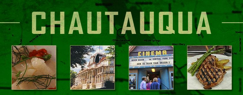 Find luxury in Chautauqua, NY