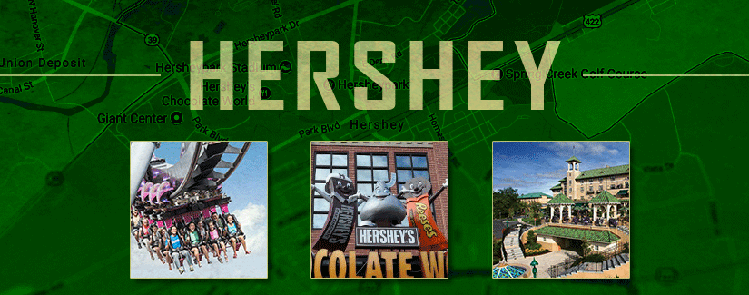 Pit Stop in Hershey, PA