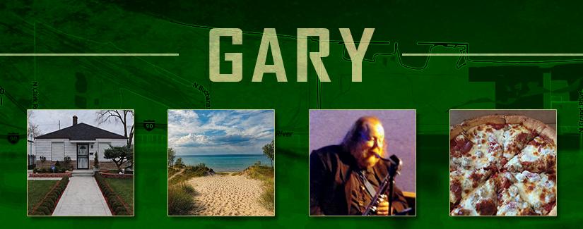 Last stop: Gary, IN