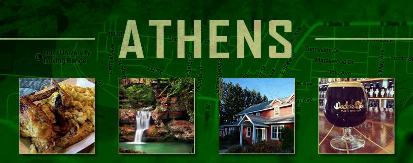 Next Up: Athens, OH