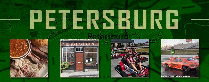 Last Stop: Petersburg, VA